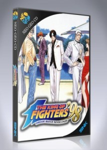 Neo Geo CD - King of Fighters 98, The