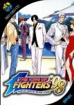 Neo Geo CD - King of Fighters 98, The (front)
