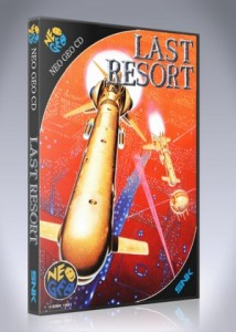 Neo Geo CD - Last Resort