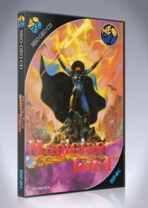 Neo Geo CD - Magician Lord