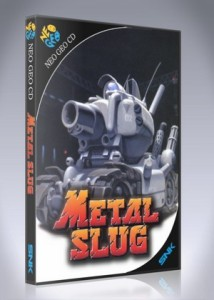 Neo Geo CD - Metal Slug