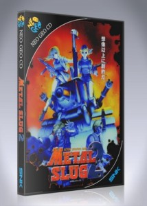 Neo Geo CD - Metal Slug 2