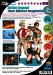 Neo Geo CD - Metal Slug 2 (back)