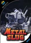 Neo Geo CD - Metal Slug (front)