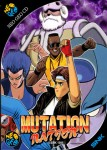 Neo Geo CD - Mutation Nation (front)