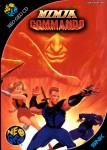 Neo Geo CD - Ninja Commando (front)