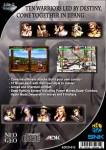 Neo Geo CD - Ninja Masters (back)