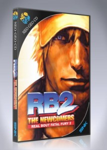 Neo Geo CD - Real Bout Fatal Fury 2