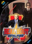Neo Geo CD - Real Bout Fatal Fury (front)