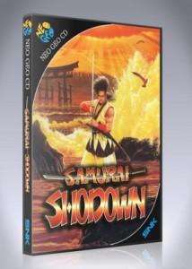 Neo Geo CD - Samurai Shodown