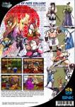Neo Geo CD - Samurai Shodown (back)