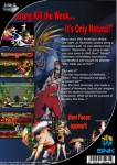 Neo Geo CD - Samurai Shodown II (back)