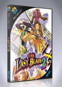 Neo Geo CD - Last Blade 2, The