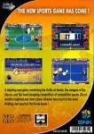 Neo Geo CD - Windjammers (back)