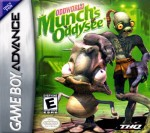 GBA - Oddworld Munch's Oddysee (front)