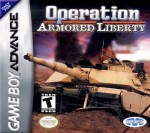 GBA - Operation Armored Liberty (front)