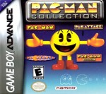 GBA - Pac-Man Collection (front)