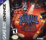 GBA - The Pinball of the Dead (front)