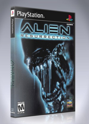 PS1 - Alien Resurrection