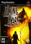 PS1 - Alone in the Dark: The New Nightmare (front)