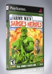 PS1 - Army Men: Sarge's Heroes
