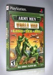 PS1 - Army Men: World War Land Sea Air