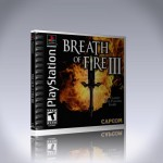 PlayStation - Breath of Fire III