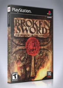 PS1 - Broken Sword: The Shadow of the Templars