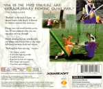 PS1 - Bushido Blade (back)