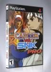 PS1 - Capcom vs. SNK Pro