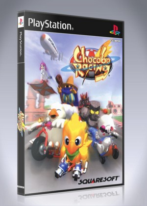 PS1 - Chocobo Racing