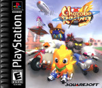 PS1 - Chocobo Racing (front)