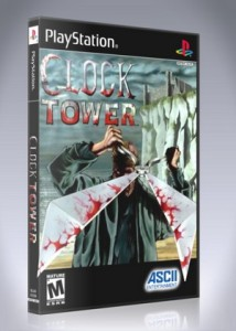 PS1 - Clock Tower