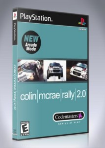 PS1 - Colin McRae Rally 2.0