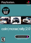 PS1 - Colin McRae Rally 2.0 (front)