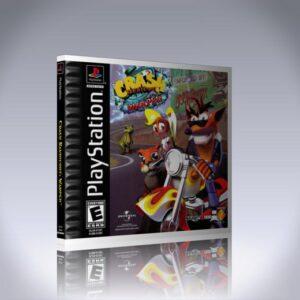 PS1 - Crash Bandicoot 3: Warped