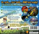 PS1 - Crash Bandicoot 3: Warped (back)