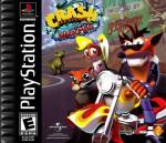 PS1 - Crash Bandicoot 3: Warped (front)