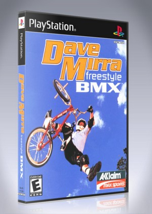 PS1 - Dave Mirra Freestyle BMX