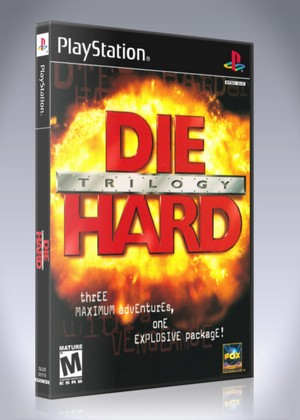 PS1 - Die Hard Trilogy