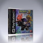 PS1 - Digimon World 3