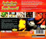 PS1 - Digimon World 3 (back)