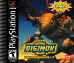 PS1 - Digimon World (front)