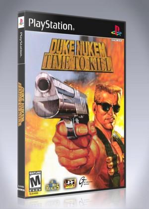 PS1 ? Duke Nukem: Time to Kill