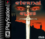 PS1 - Eternal Eyes (front)