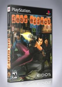 PS1 - Fear Effect