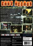 PS1 - Fear Effect (back)