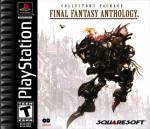 PS1 - Final Fantasy Anthology (front)