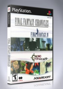 PS1 - Final Fantasy Chronicles