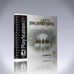 PS1 - Final Fantasy Tactics